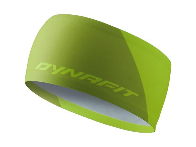 Dynafit Performance 2 Dry Headband fluo yellow